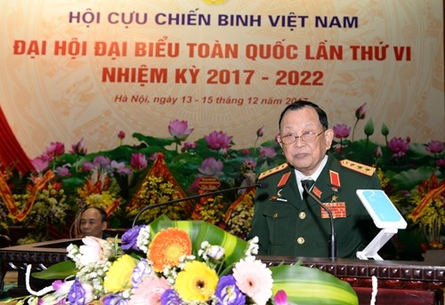 War veteran association's sixth congress concludes