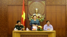 Top legislator examines Khanh Hoa province's socio-economic performance