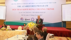 Australia launches programme to support Vietnam's economic reform