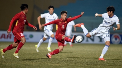 Vietnam U23s narrowly defeated in penultimate friendly for Asian campaign