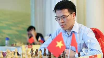 Le Quang Liem drops to 23rd in FIDE world ranking
