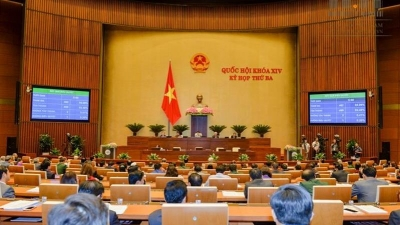 Top ten events of Vietnamese National Assembly in 2017