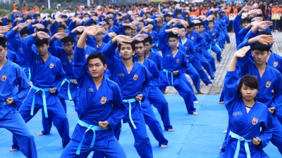 Vovinam to feature at ASEAN University Games