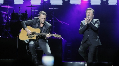 Modern Talking's Anders returns to Hanoi to cheer audiences