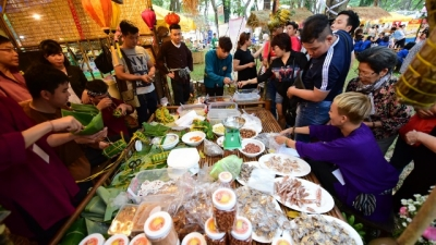 Ho Chi Minh City goes vibrant with Tastes of the World festival