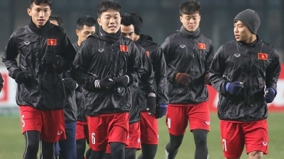Vietnam U23s ready to produce another shock in China