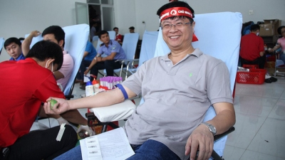 'Red Sunday' campaign expected to collect 35,000 units of blood