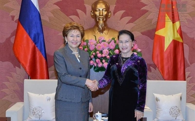 Vietnam prioritises strengthening partnership with Russia: NA Chairwoman