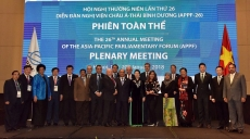 APPF-26 final plenary session approves Hanoi Declaration