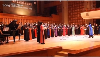 Joint concert brings Vietnamese and US music students together