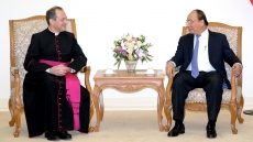PM wishes to foster relations with the Vatican