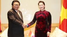 Vietnam, Indonesia eye bilateral trade volume of US$10 billion in 2018