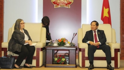 Vietnam, Google share aspiration for stronger cooperation