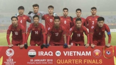 International media praises Vietnam's victory at AFC U23 tournament