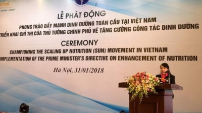 Vietnam aims to increase height of children by 2cm