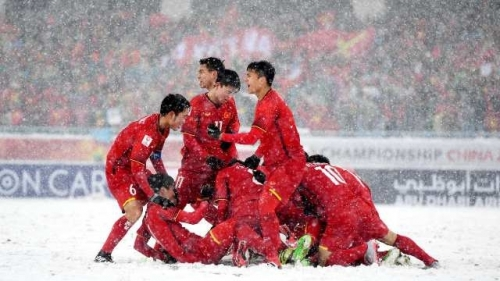 Vietnamese football confident for the future