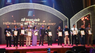 Winners of Music Awards 2017 honoured