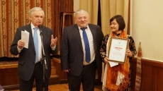 Vietnamese literary translator honoured with Russian award