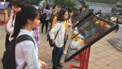 Exhibition highlights Vietnam's imperial exams