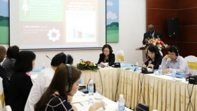 Conference discusses integrated early childhood development