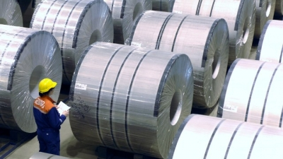 Vietnam's steel exports increase more than 38%