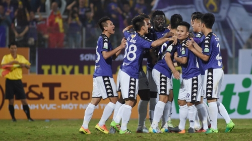 Hanoi FC off to good start in V.League 1-2018