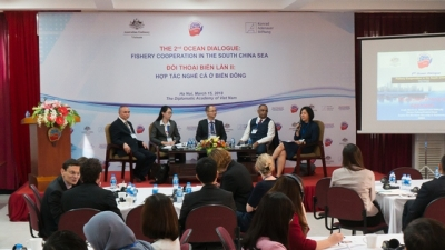 International cooperation needed to protect fishery resources in East Sea: experts
