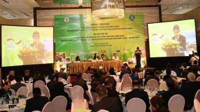 FAO helps Asia-Pacific's agriculture adapt to climate change