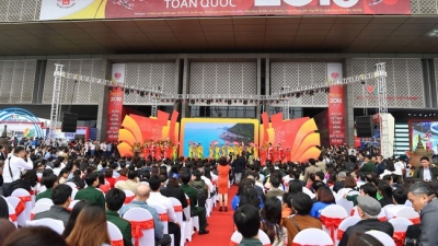 National press festival opens in Hanoi