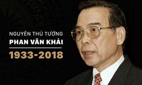 Brother Sau Khai, a constant heart for the nation and people