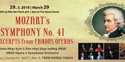 Mozart masterpiece to be performed on Vietnamese stage