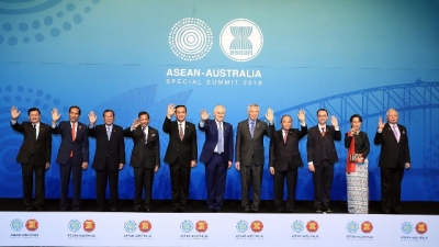 ASEAN, Australia sign MoU on counter-terrorism