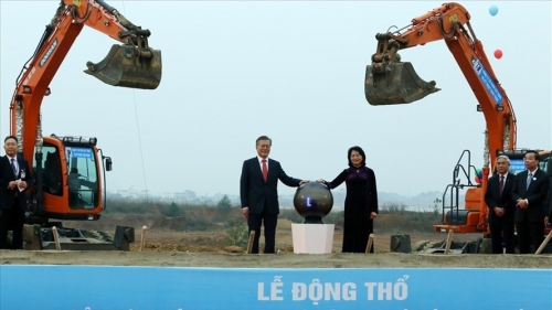 Work begins on Vietnam-RoK institute of science, technology