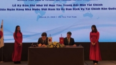 Vietnam and Korea's financial regulators boost agreement