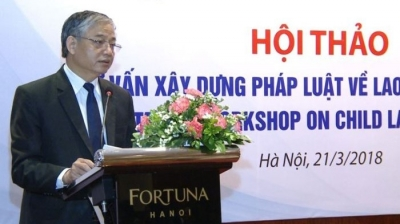 Efforts made to eliminate all forms of child labour in Vietnam by 2025