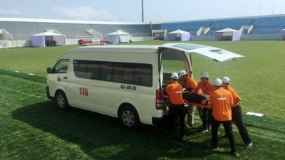 Da Nang hosts regional drill on health response to disasters