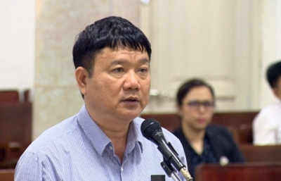 Former PetroVietnam chairman sentenced 18 years in jail