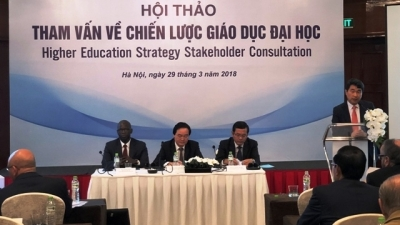 Education Ministry consults stakeholders on higher education strategy