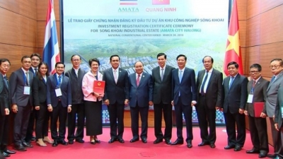 Quang Ninh licences Thai-invested US$1.6 billion project