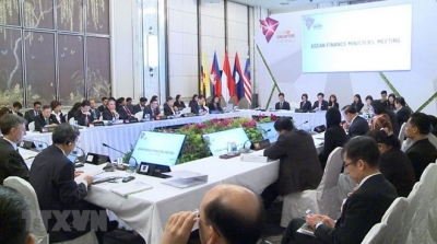 ASEAN Finance Ministers' Meeting opens in Singapore