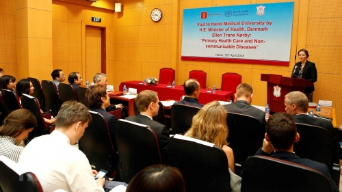 Vietnam – Denmark conference discusses chronic diseases prevention