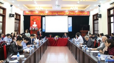 Seminar discusses macroeconomics of first quarter