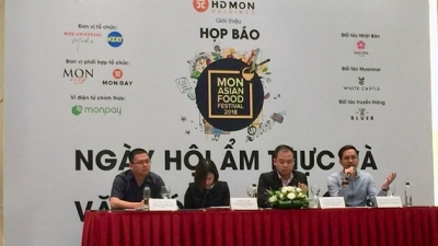 Mon Asian Food Festival to be held in April
