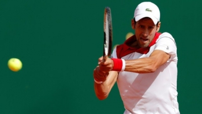 Dominant Djokovic races past Lajovic in Monte Carlo