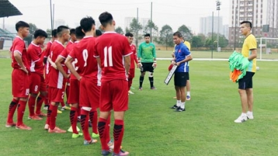 Vietnam U19s head for Suwon JS Cup 2018