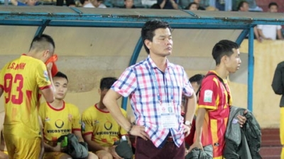 Newly promoted Nam Dinh extend poor V.League run