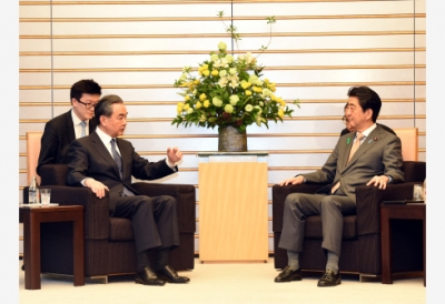 Improved China-Japan ties to open up new scope for cooperation