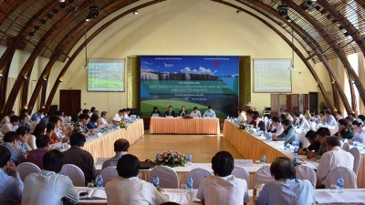 Seminar discusses environmental protection in developing tourism