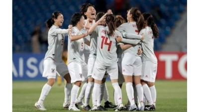 Japan wins champion of 2018 AFC Women's Asian Cup