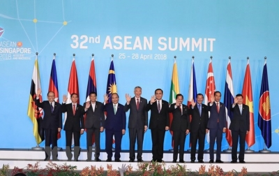 32nd ASEAN Summit opens in Singapore